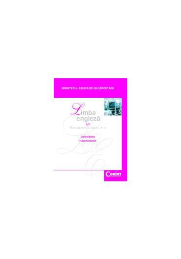 Manual limba engleza l1 clasa a XI-a