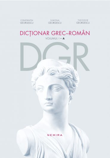 Dictionar grec-roman Vol I