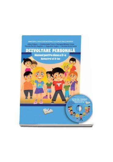 MANUAL PENTRU CLASA A II-A DEZVOLTARE PERSONALA SEMESTRUL II