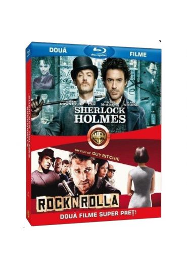 Sherlock Holmes. Rocknrolla