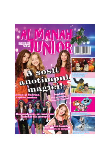 Almanah junior nr. 2/2015 - 2016