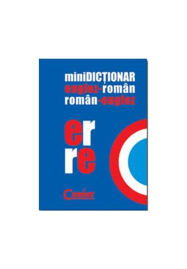 Mini dictionar englez-roman, roman-englez