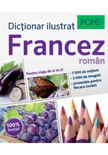 Dictionar ilustrat francez-roman