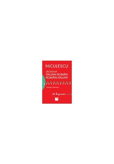 Dictionar italian-roman/roman-italian de buzunar