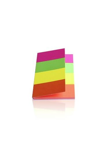 Notes adeziv 20*60mm 4 culori*50 file