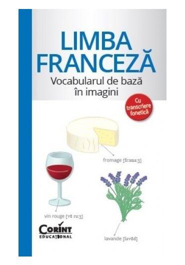 Limba franceza. Vocabularul de baza in imagini