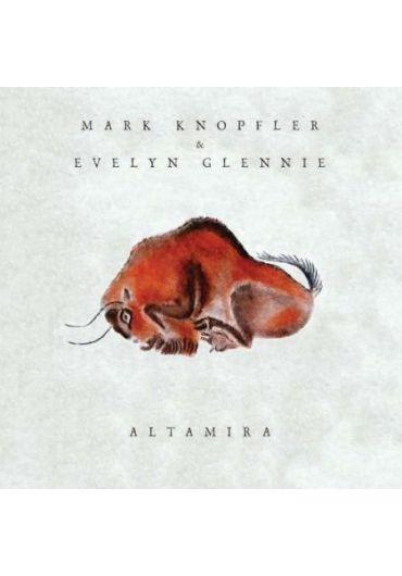 Mark & Evelyn G Knopfler - Altamira - CD