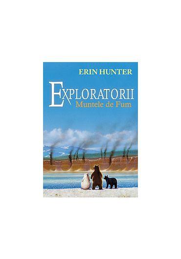 Exploratorii vol. 3. Muntele de fum