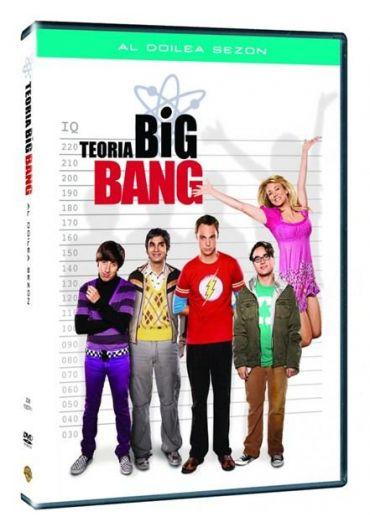 Teoria Big Bang sezonul II