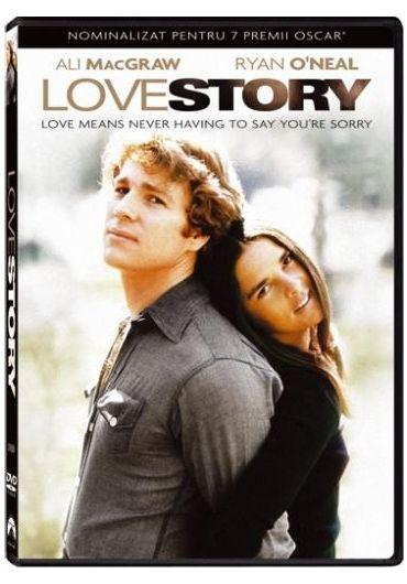 Love Story [DVD] [1970]