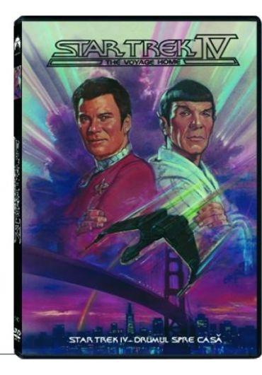Star Trek IV- The Voyage Home [DVD] [1986]