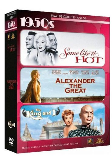 Decades 50s Collection [DVD] [2012]