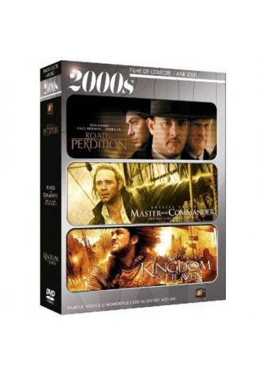 Decades 2000s Collection [DVD] [2012]
