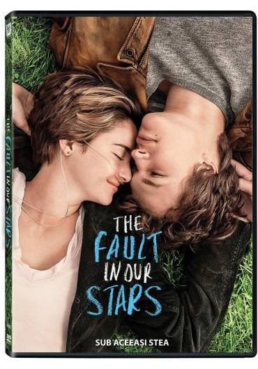 The Fault in Our Stars [DVD] [2014]