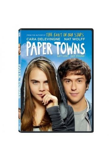 Paper Towns [DVD] [2015]