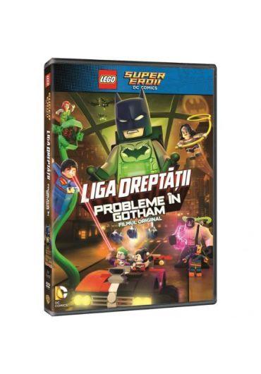 Lego Justice League - Gotham city breakout [DVD] [2016]