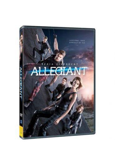 The Divergent series - Allegiant [DVD] [2016]