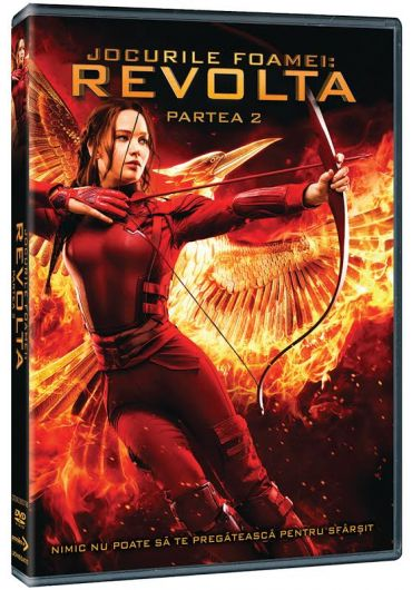 The Hunger Games - Mockingjay Part 2 [DVD] [2016]
