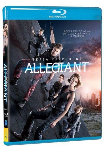 The Divergent seriei - Allegiant [BD] [2016]