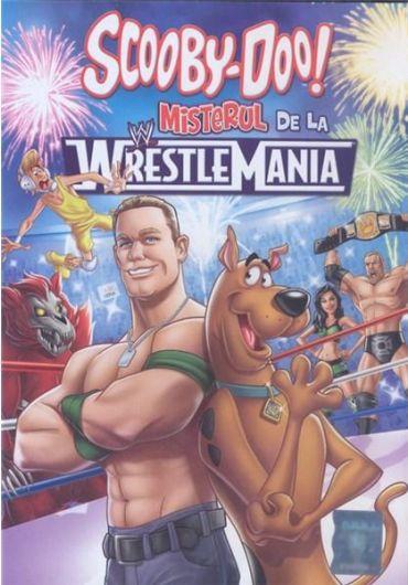 Scooby-Doo! WrestleMania Mystery[DVD][2014]