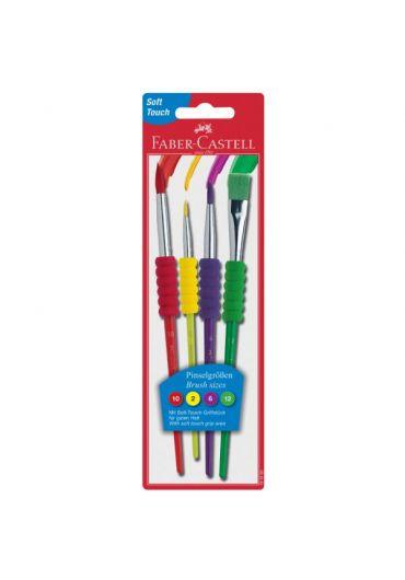 Set 4 pensule soft touch