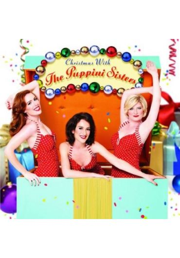 Christmas With the Puppini Sisters - The Puppini Sisters - CD