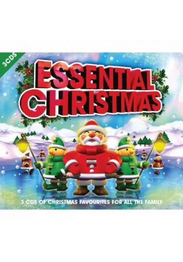 Various Artists - Essential Christmas Box - 3CD