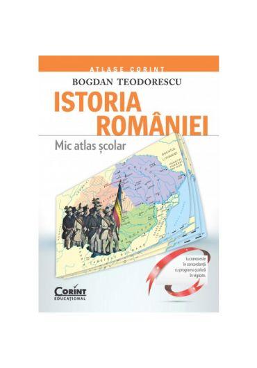 Mic atlas scolar istoria Romaniei