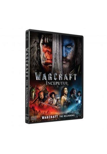 Warcraft: The beginning [DVD] [2016]
