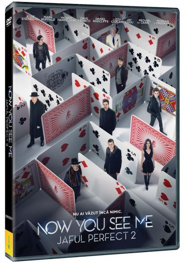 Now You See Me 2 [DVD] [2106]