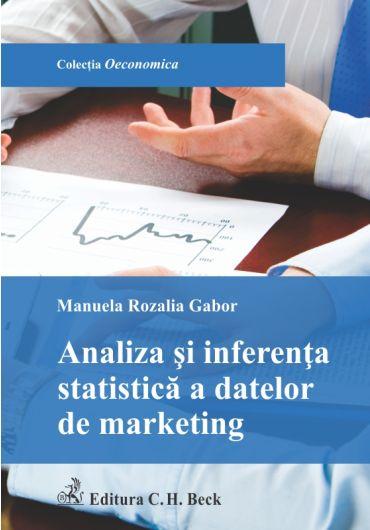Analiza si interferenta statistica a datelor de marketing
