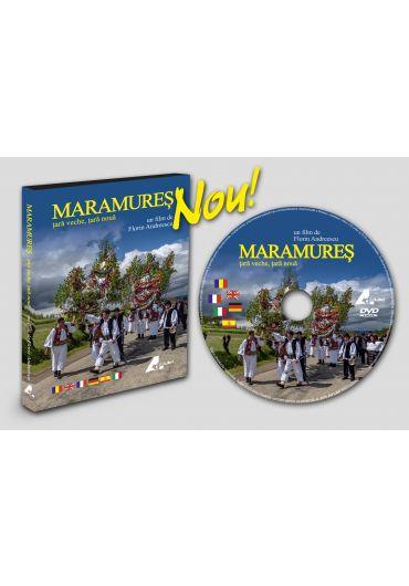 Dvd Maramures - Tara Veche, tara noua