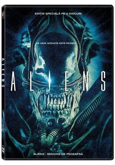 Aliens [DVD] [2011]