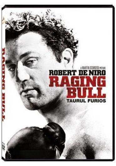 Raging Bull [DVD] [2011]