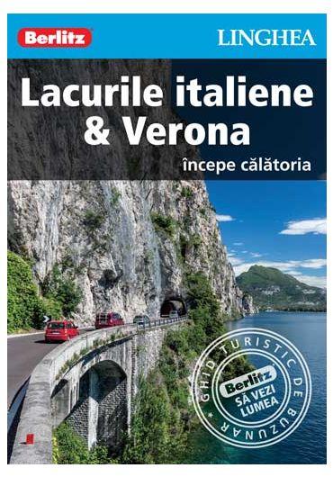 Lacurile italiene & Verona - ghid turistic Berlitz