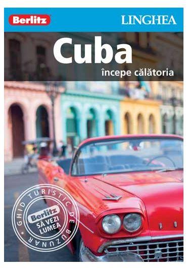 Cuba - ghid turistic Berlitz