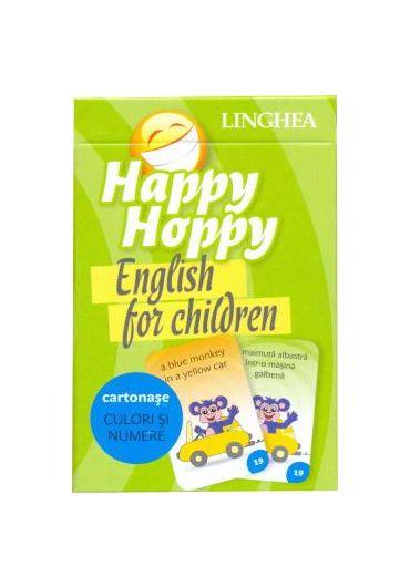 Happy Hoppy - Culori si numere