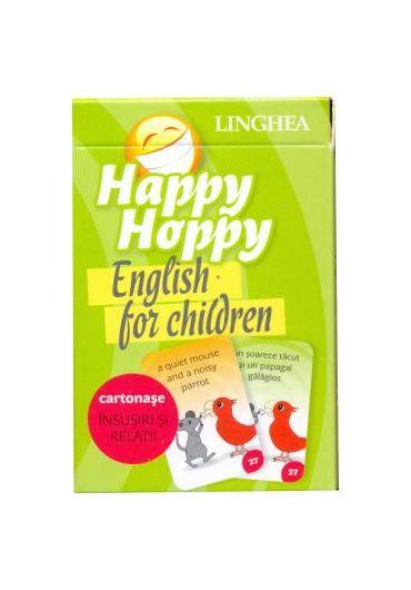 Happy Hoppy - Insusiri si relatii
