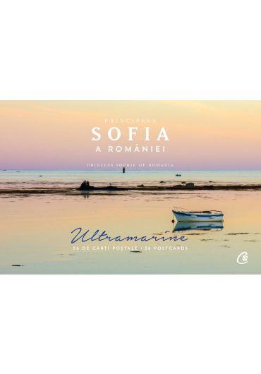 Principesa Sofia a Romaniei - Ultramarine - Postcards