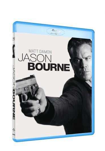 Jason Bourne [BD] [2016]