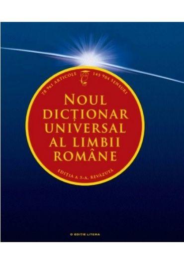 Noul dictionar universal al limbii romane. Editia a V-a
