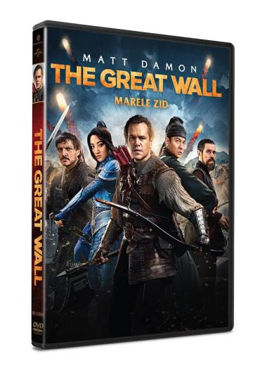 The Great Wall [DVD] [2017]