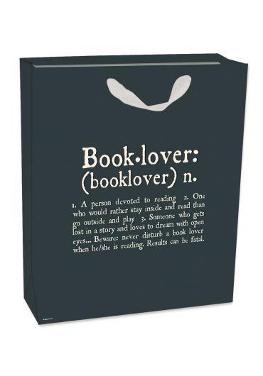 Punga medie pentru cadou - Booklovers