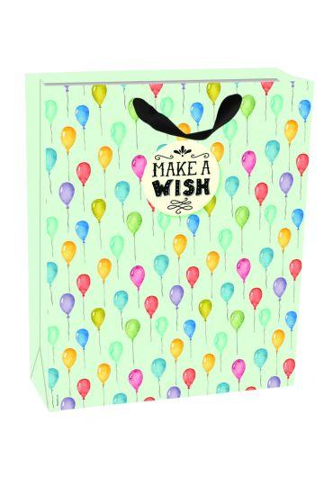 Punga medie pentru cadou - Balloons