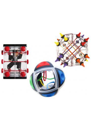 Set cadou 3 jocuri Brainstring
