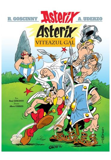 Asterix, viteazul gal