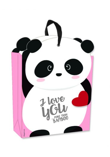 Punga mica pentru cadou - Panda