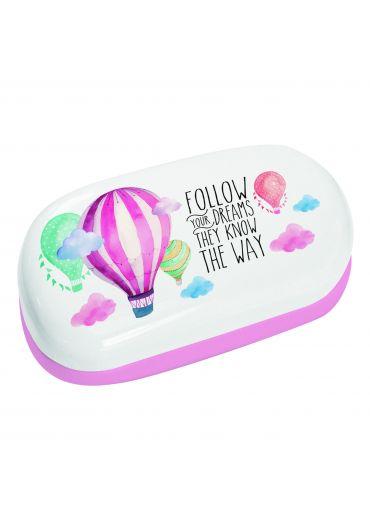 Cutie mica pentru secrete - Air Balloon