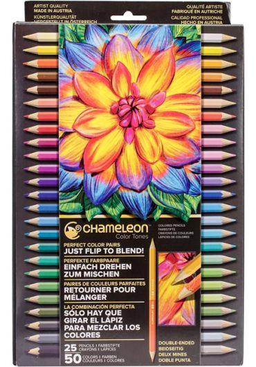 Set creioane color Chameleon