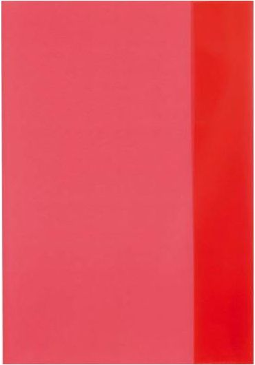 Coperta caiet A4 rosie